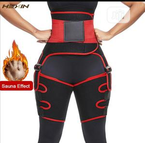 Adjustable Waist Trainer Slimming Belt With Arm Shaper | Clothing Accessories for sale in Lagos State, Lagos Island (Eko)