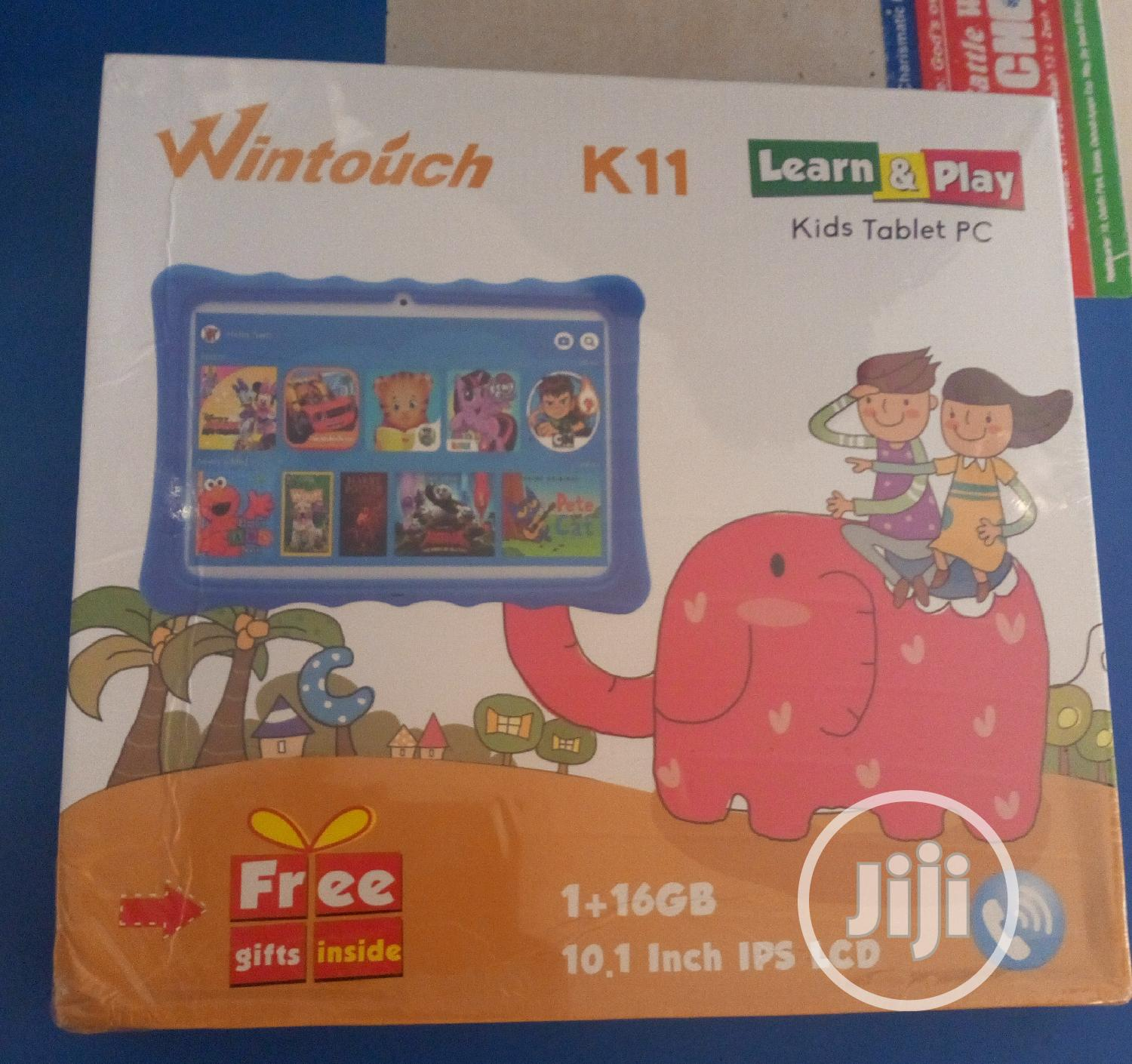 Archive: New Wintouch K11 16 GB Gray