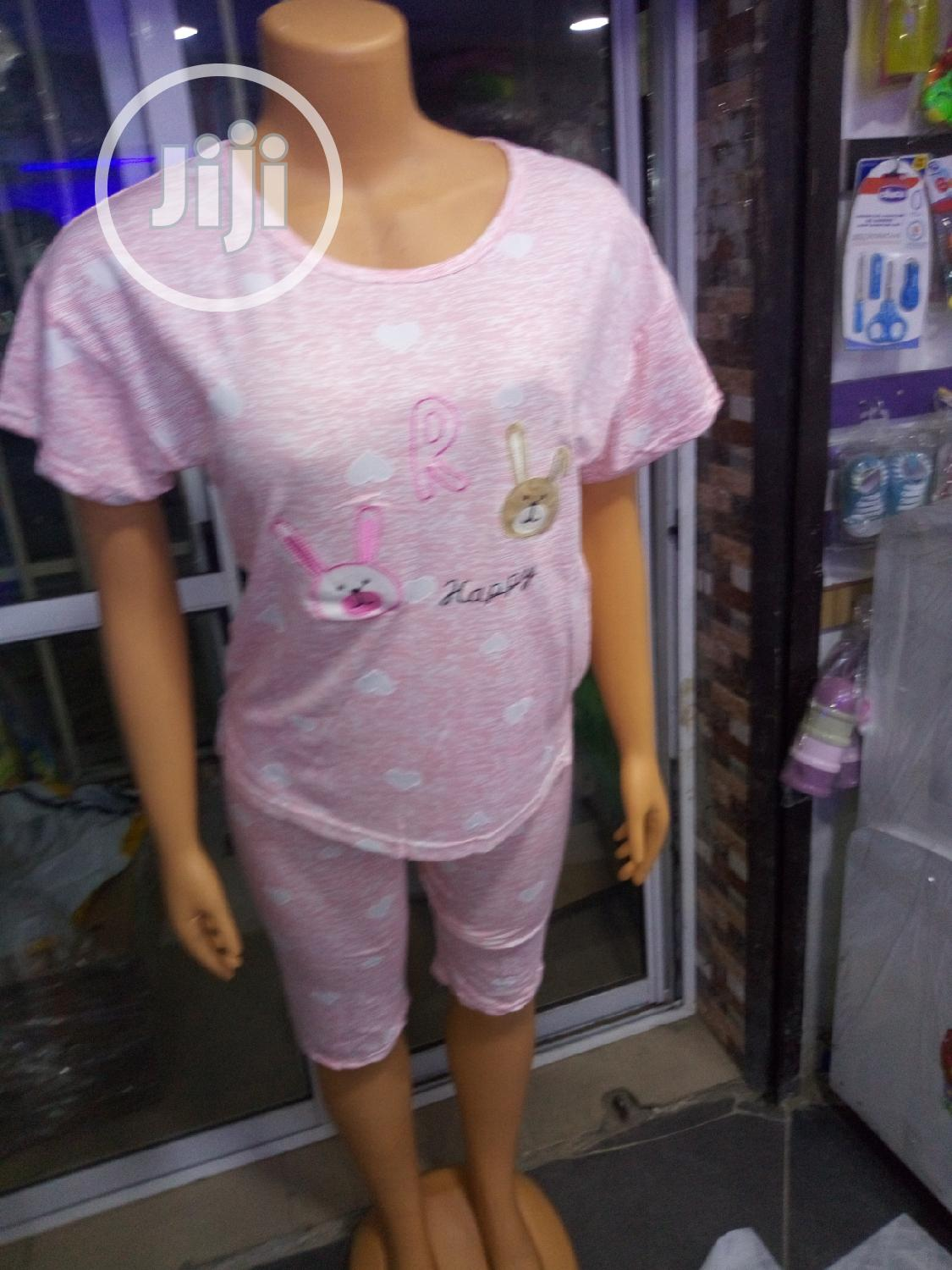Ladies Night Wear Top Ans Short | Clothing for sale in Yaba, Lagos State, Nigeria