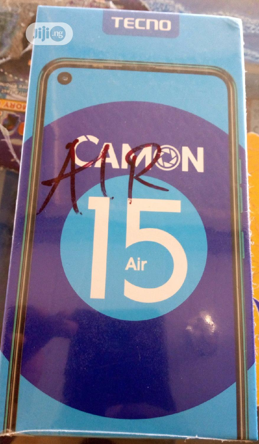 New Tecno Camon 15 Air 64 GB | Mobile Phones for sale in Wuse, Abuja (FCT) State, Nigeria