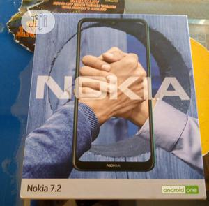 New Nokia 7.2 128 GB Silver | Mobile Phones for sale in Abuja (FCT) State, Wuse