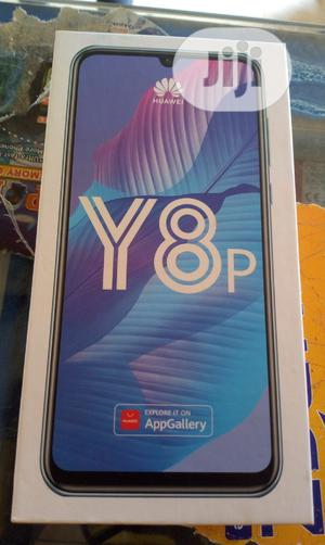New Huawei Y8p 128 GB Blue | Mobile Phones for sale in Abuja (FCT) State, Wuse