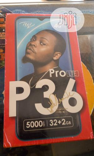 New Itel P36 Pro 32 GB Blue | Mobile Phones for sale in Abuja (FCT) State, Wuse