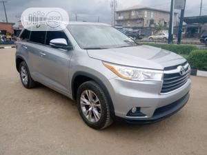 Toyota Highlander 2014 Gray | Cars for sale in Lagos State, Alimosho