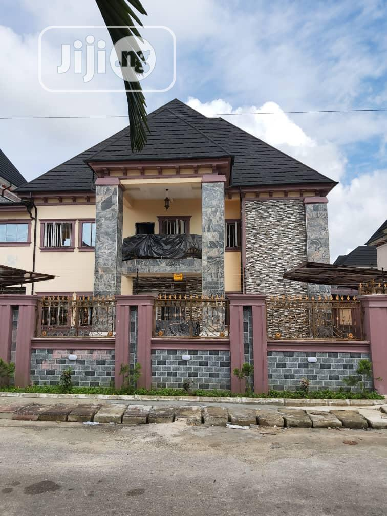 European Super Standard Five Bedrooms Duplex | Houses & Apartments For Sale for sale in Port-Harcourt, Rivers State, Nigeria