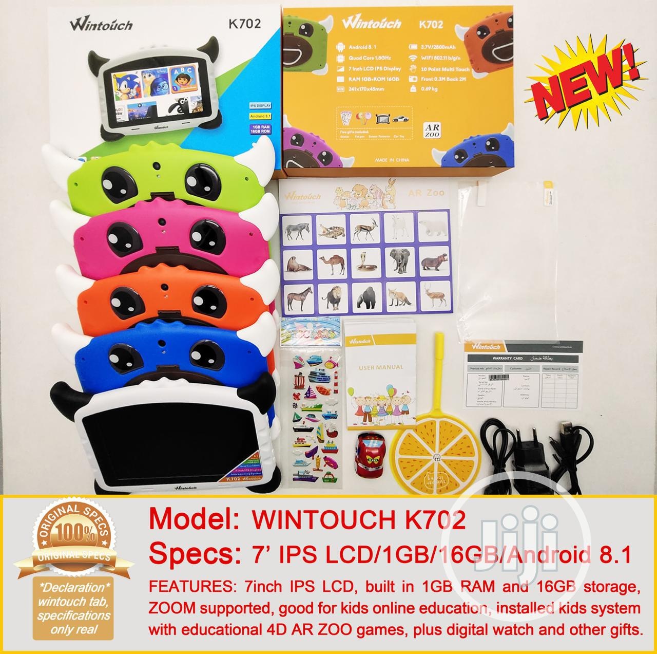 Archive: New Wintouch K72 16 GB