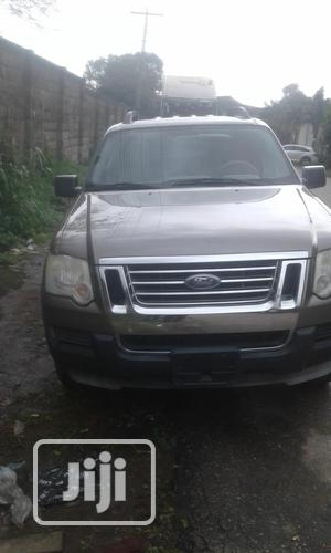 Ford EcoSport 2007 2.0 4x4 Gray   Cars for sale in Lagos State, Ikeja