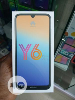 New Huawei Y6 Prime 32 GB Black   Mobile Phones for sale in Lagos State, Ikeja