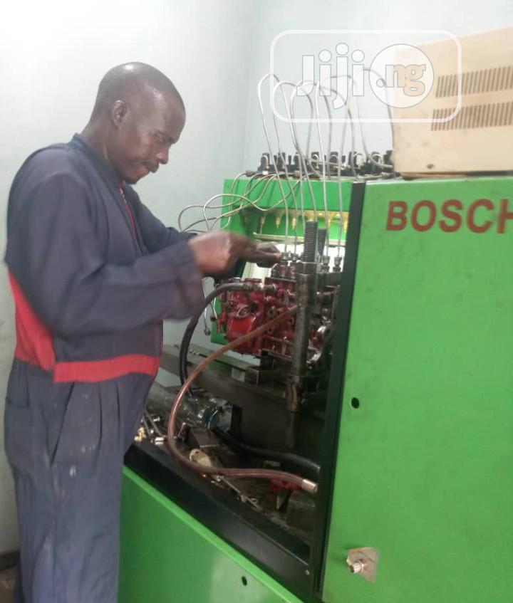 BOSCH And Caterpillar Injector Engineering Injector Repair