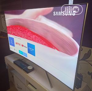 """Samsung Q8c 55"""" Qled Curve 4k Smart TV With Oneconnect Box 
