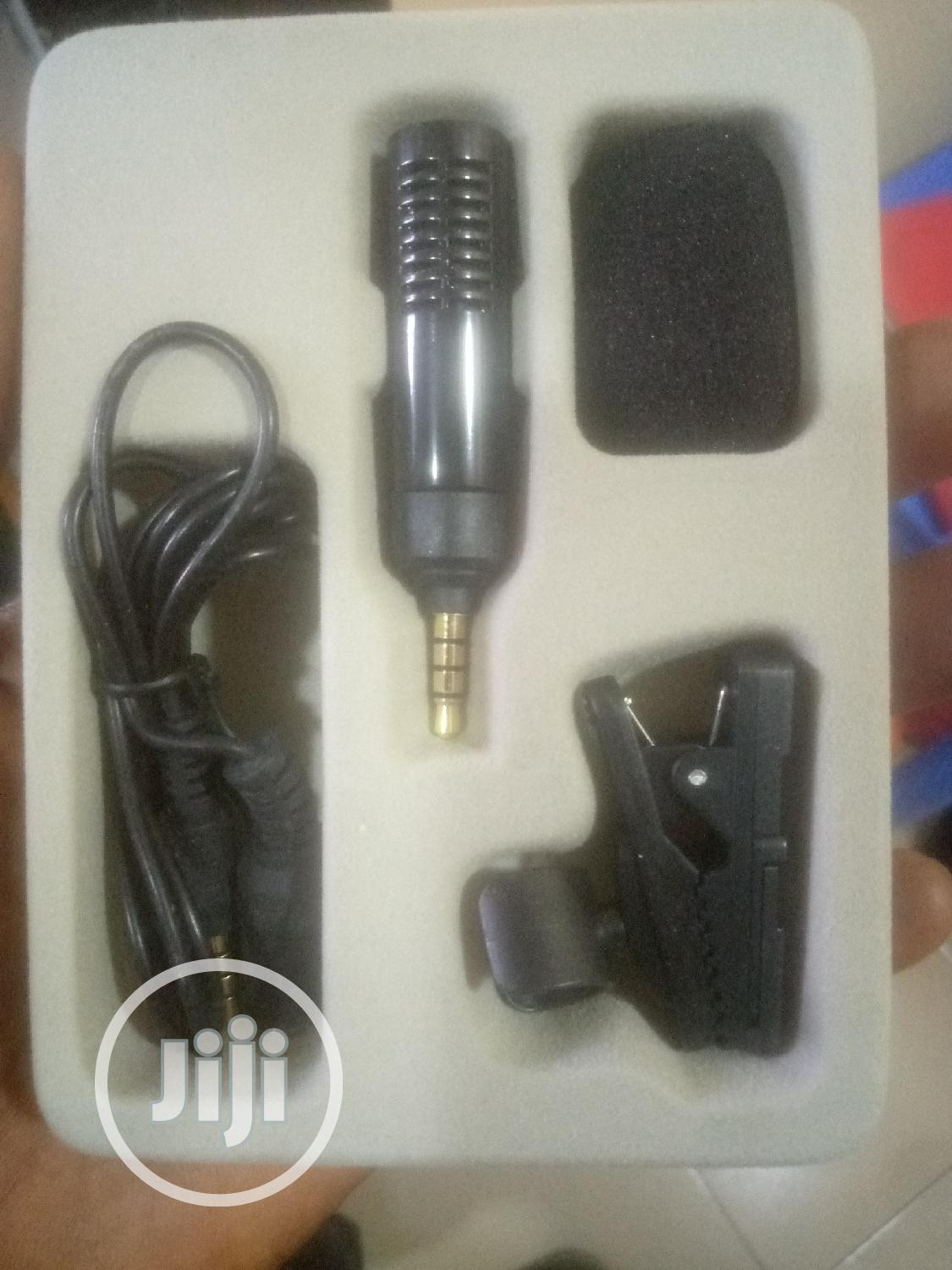 Mic For Mobile Phone Recording   Accessories for Mobile Phones & Tablets for sale in Port-Harcourt, Rivers State, Nigeria