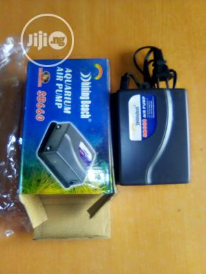 Aquarium Two Outlet Oxygen Pump | Pet's Accessories for sale in Lagos State, Surulere