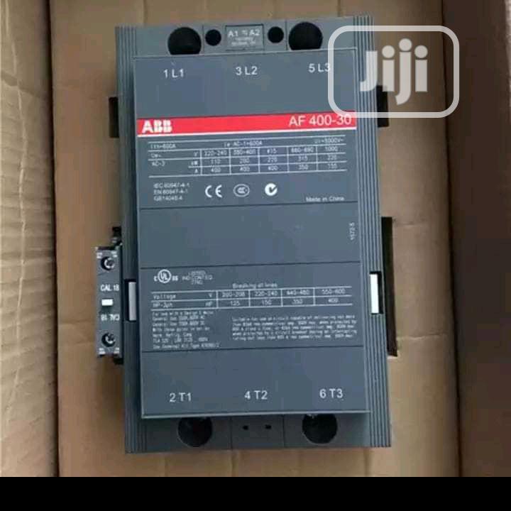 Abb Contactor 400A 3pole