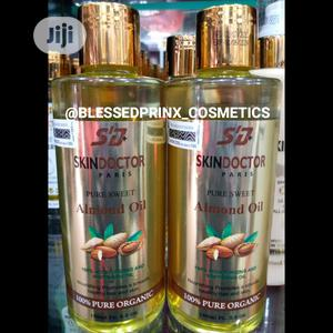 Skin Doctor Pure Sweet Almond Oil | Skin Care for sale in Lagos State, Ojo