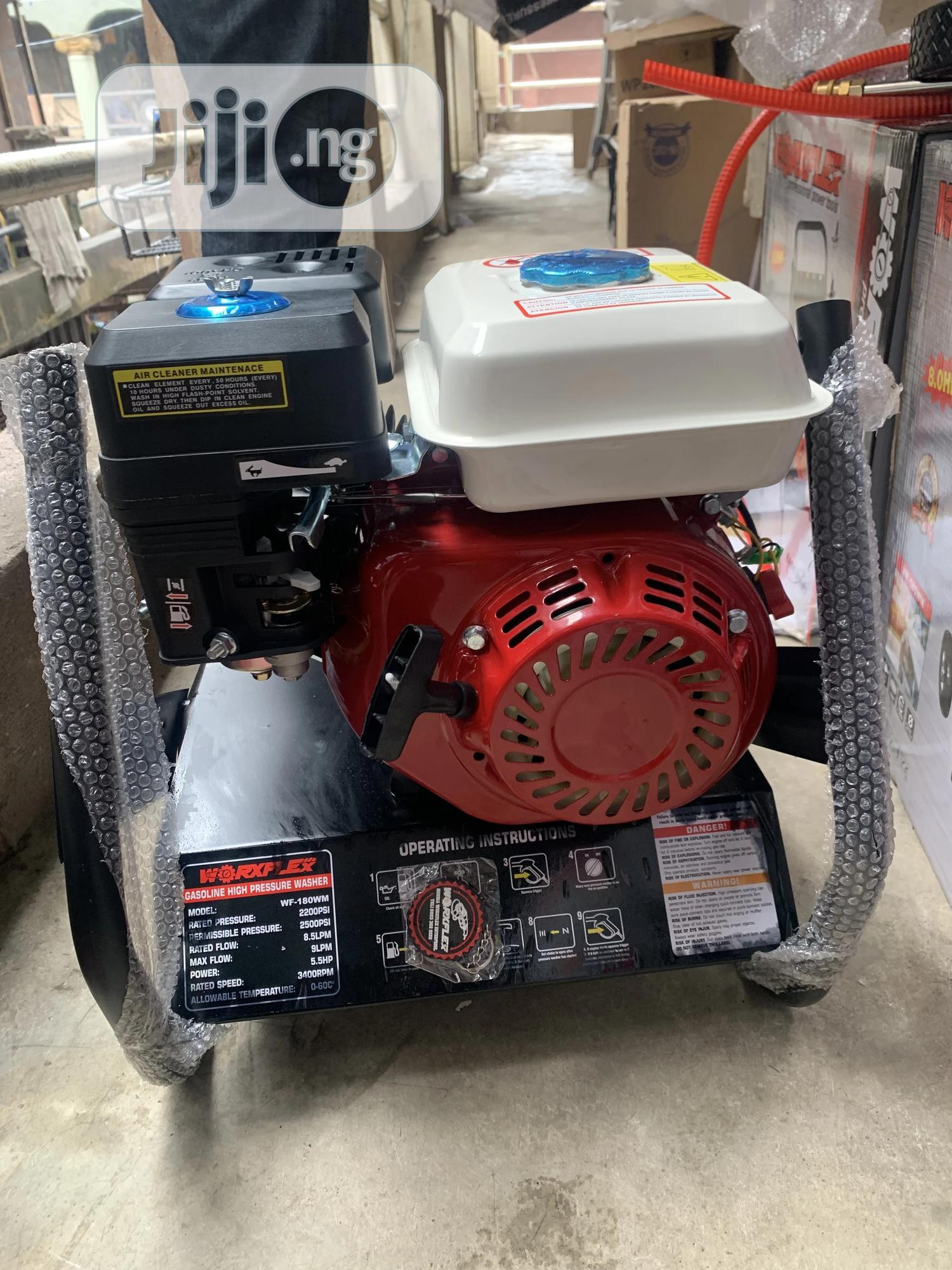Worxflex High Pressure Washing Machine | Vehicle Parts & Accessories for sale in Lagos Island (Eko), Lagos State, Nigeria