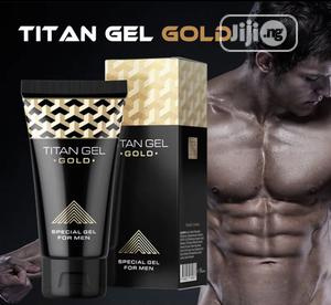 Natural Thick and Long Penis- Titan Gel Gold   Sexual Wellness for sale in Rivers State, Omuma