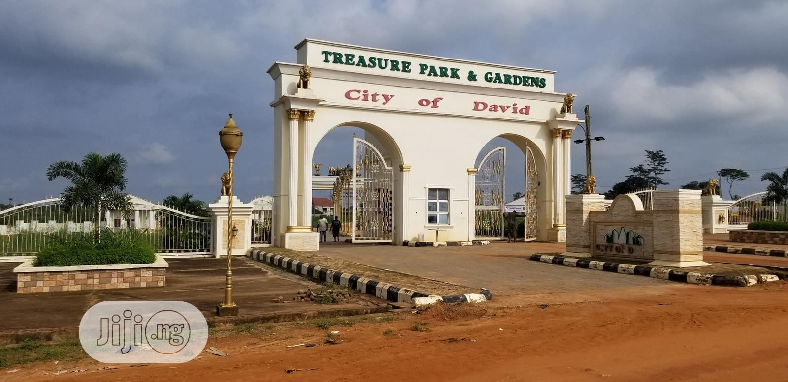 Archive: Two Plots Of Land At.TREASURE PARKS AND GARDENS, Simawa
