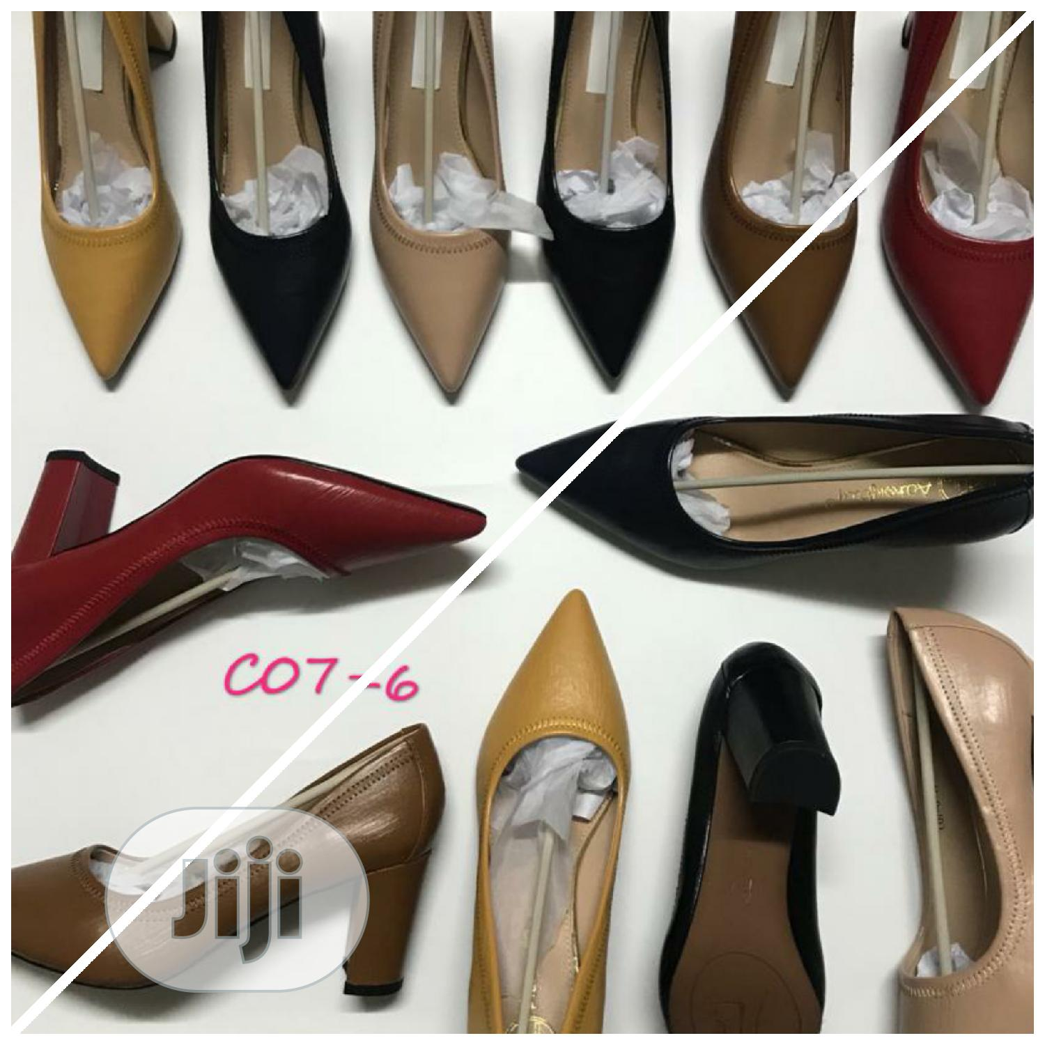 Archive: Block Heel Office Shoes