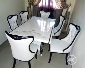 High Grade White Dining Table   Furniture for sale in Lagos State, Ojo