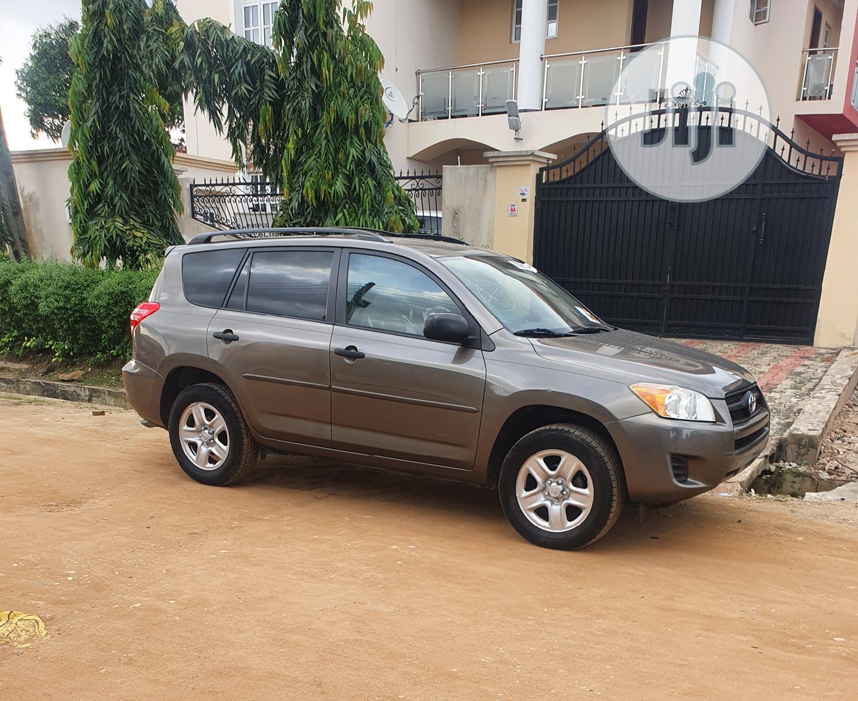Toyota RAV4 2009 Gray | Cars for sale in Ikeja, Lagos State, Nigeria
