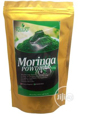 Emery Moringa Powder 100g | Feeds, Supplements & Seeds for sale in Lagos State, Ikeja