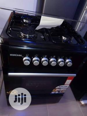BRUHM 60 by 60 All Gas Burners With Oven Blue Flame Warranty   Kitchen Appliances for sale in Lagos State, Ojo
