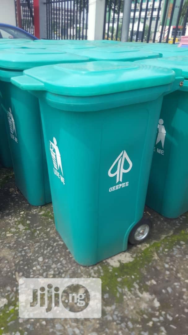 240 Litters Waste Bin