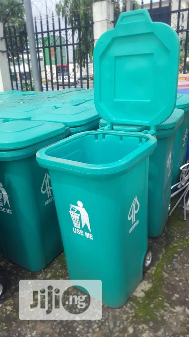 240 Litters Waste Bin | Garden for sale in Orile, Lagos State, Nigeria