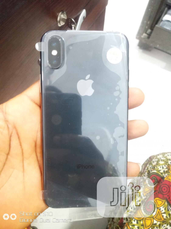 Apple iPhone X 64 GB Black   Mobile Phones for sale in Warri, Delta State, Nigeria