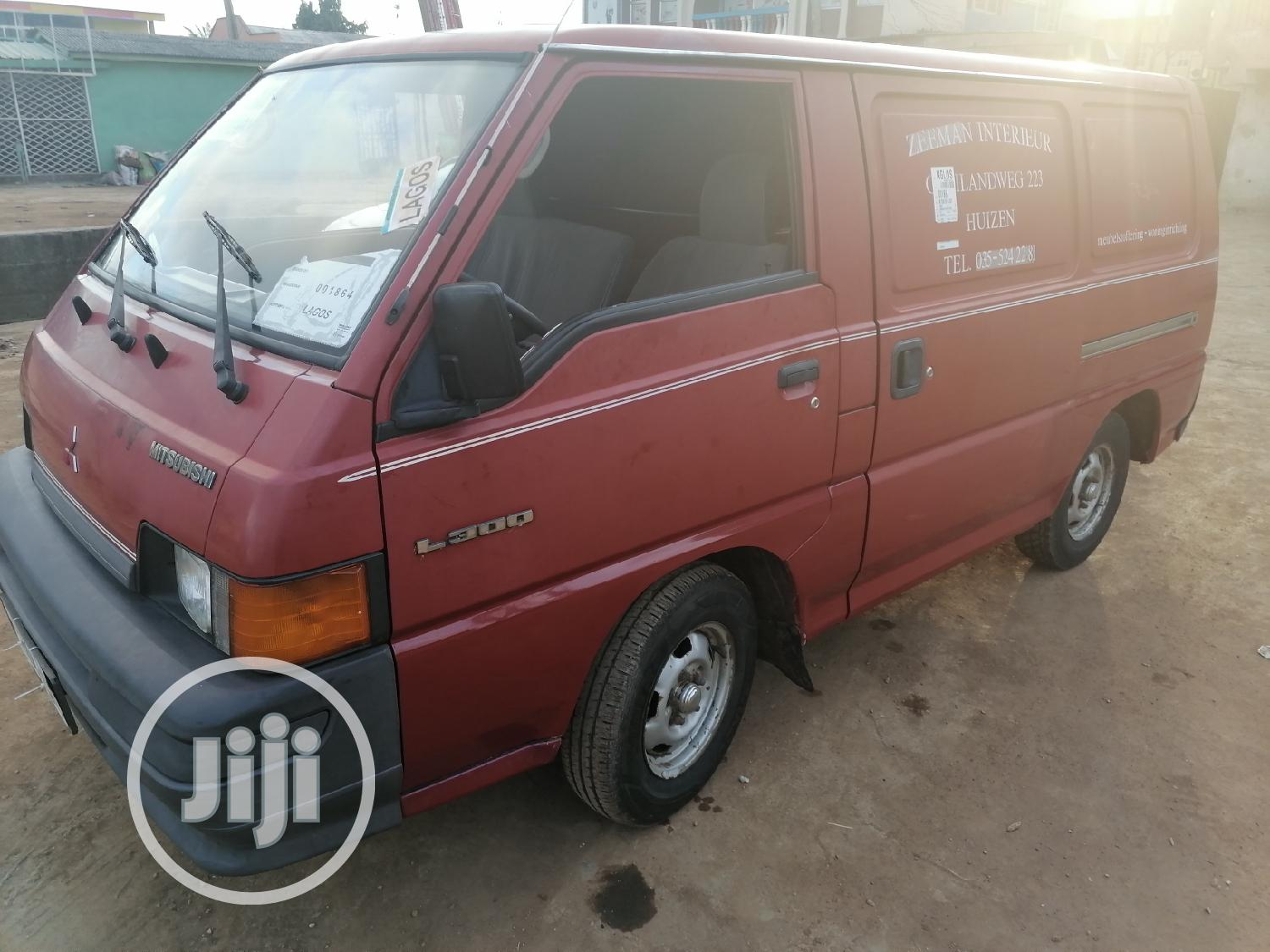 Mitsubishi L300 Bus For Sale