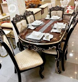 Executive Royal Dinning Table With 6 Chairs   Furniture for sale in Lagos State, Lekki
