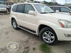 Lexus LX 2004 470 Sport Utility White | Cars for sale in Lagos State, Ajah