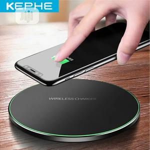 20W Fast Wireless Charger   Accessories for Mobile Phones & Tablets for sale in Lagos State, Ajah