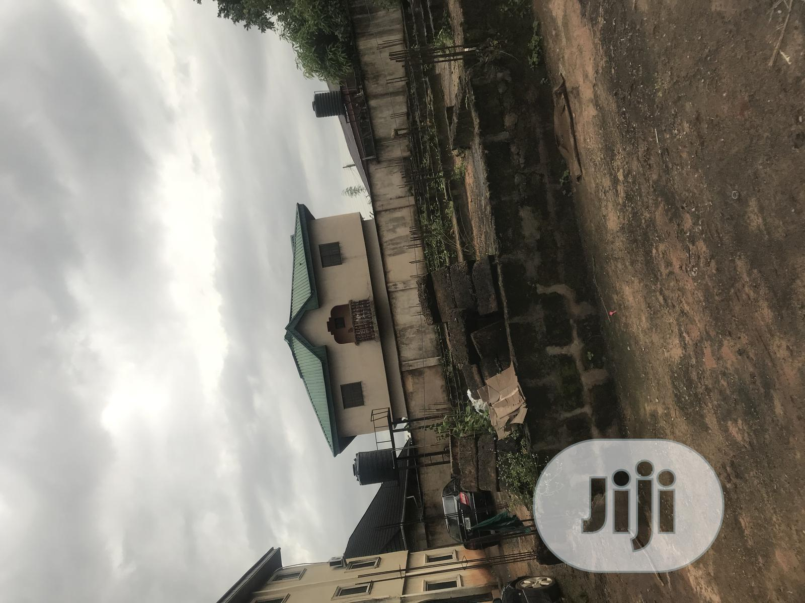 Well Built 6 Flats Another Foundation of 6flats on 100X100   Houses & Apartments For Sale for sale in Benin City, Edo State, Nigeria