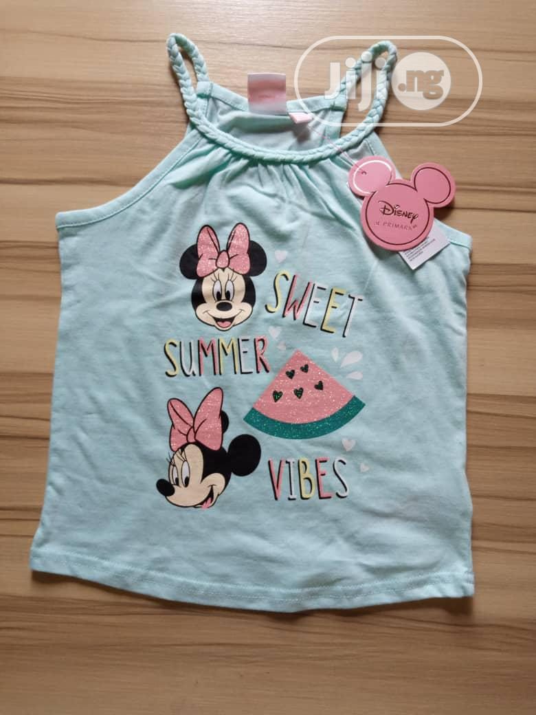 Archive: Minnie Mouse Top