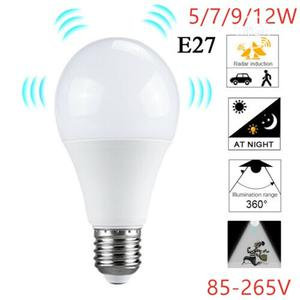 7W PIR Motion Sensor Led Light Bulb   Home Accessories for sale in Lagos State, Ikeja