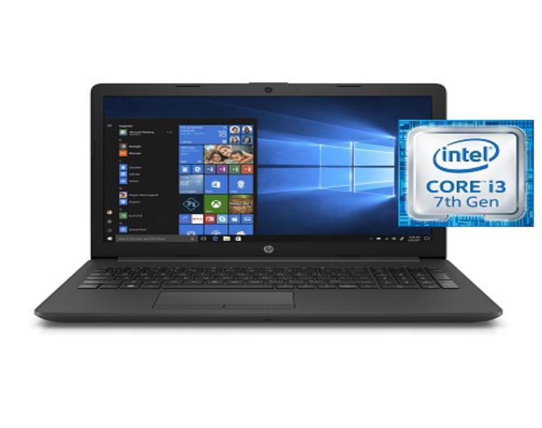 New Laptop HP 250 G7 4GB Intel Core i3 500GB