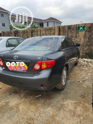 Corolla 2010 For Rent At Affordable Price. | Chauffeur & Airport transfer Services for sale in Lagos State, Ikeja