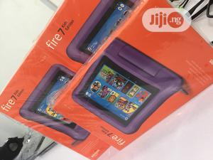 New Amazon Fire 7 16 GB Black   Tablets for sale in Rivers State, Port-Harcourt