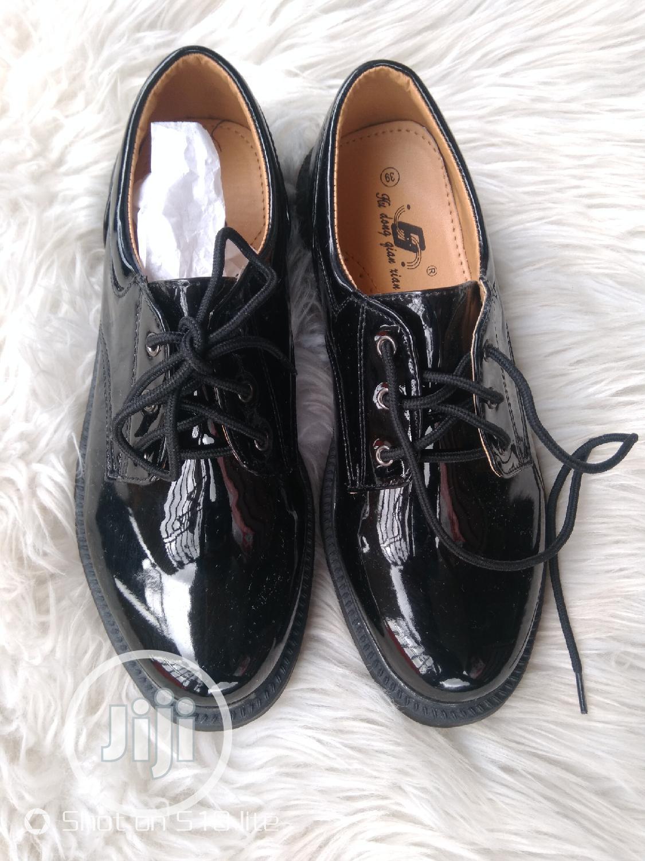 Unisex School Shoe