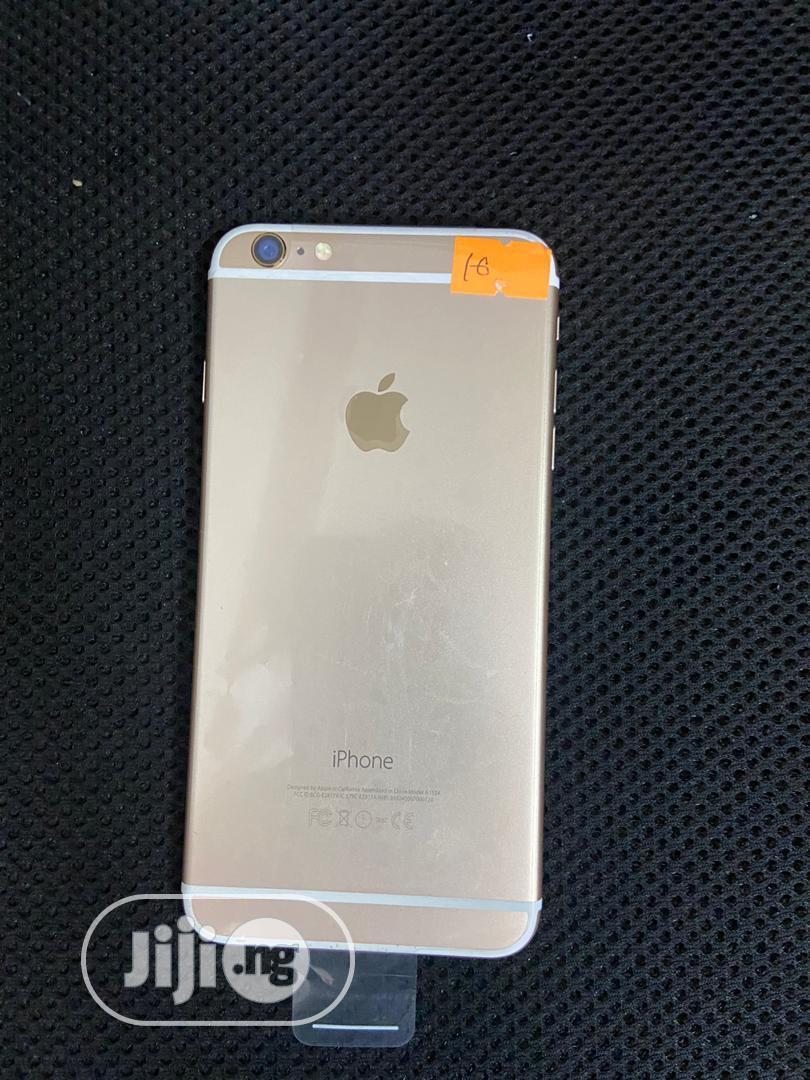 Apple iPhone 6 Plus 16 GB Gold | Mobile Phones for sale in Ikeja, Lagos State, Nigeria