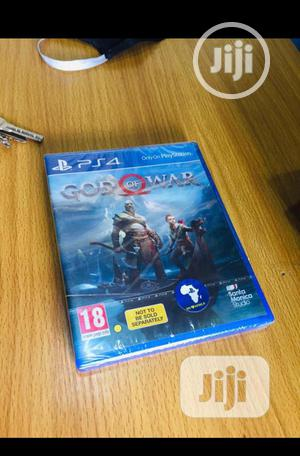 God of War 4 | Video Games for sale in Lagos State, Ikeja