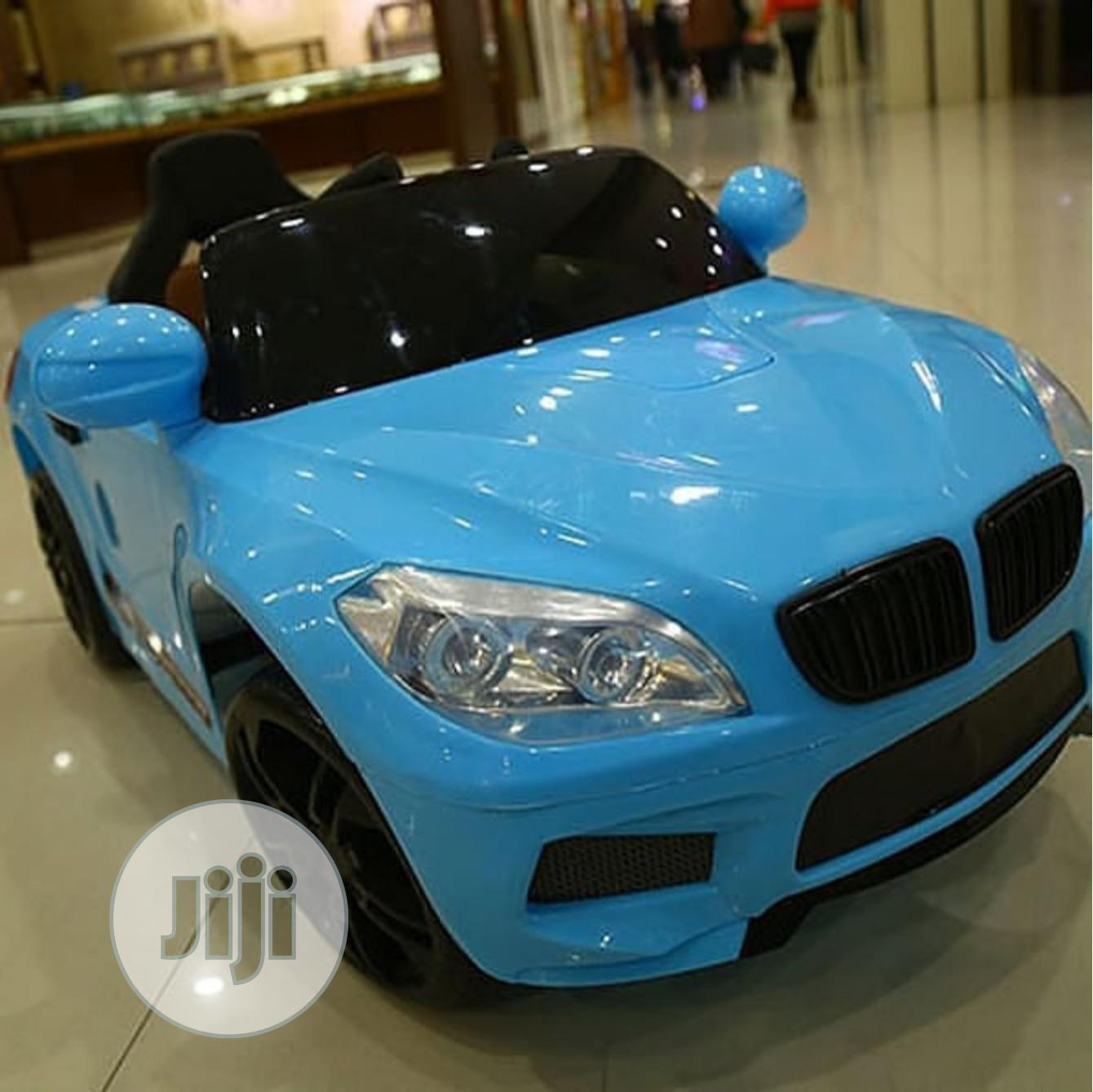 Rechargeable Ride On BMW Car For Kids