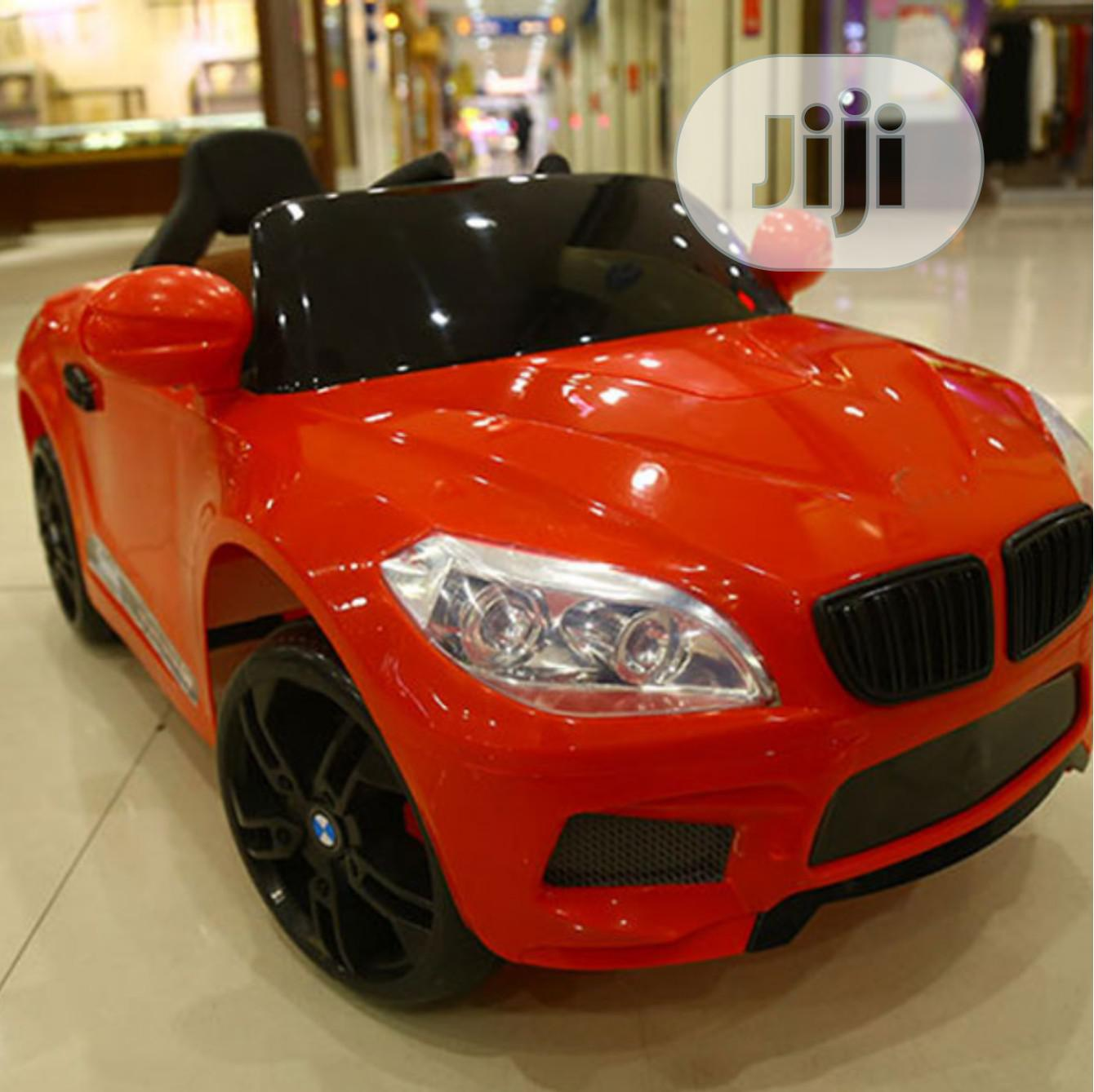 Rechargeable Ride On BMW Car For Kids | Toys for sale in Ikorodu, Lagos State, Nigeria