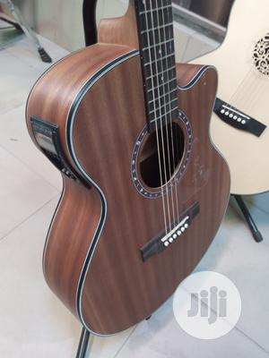 Professional Finlay Semi Acoustic Guitar | Musical Instruments & Gear for sale in Lagos State, Ikeja