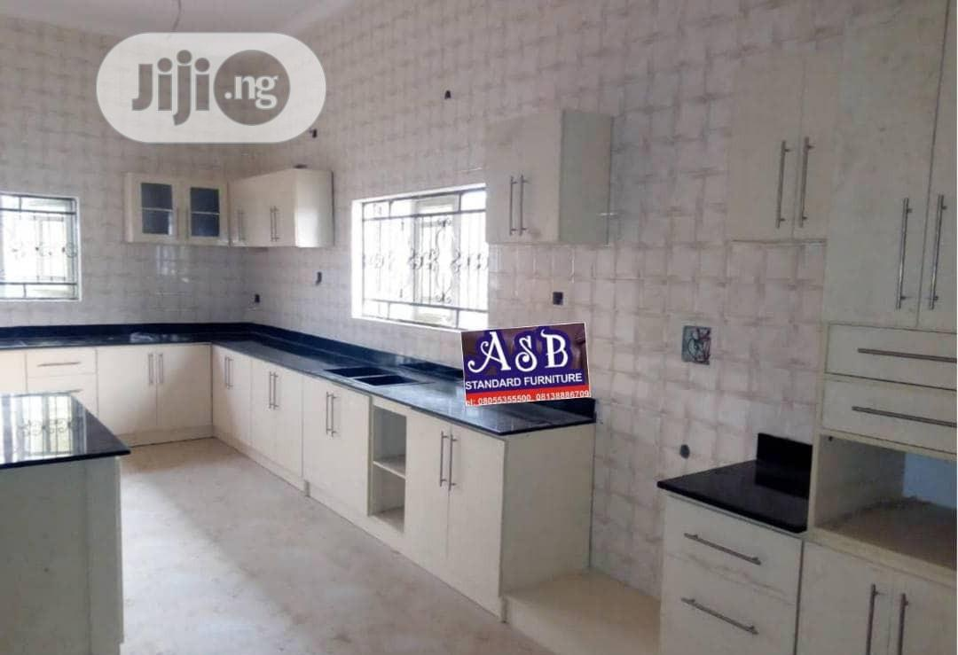 Archive: Modern Kitchen Cabinet With Marble Top
