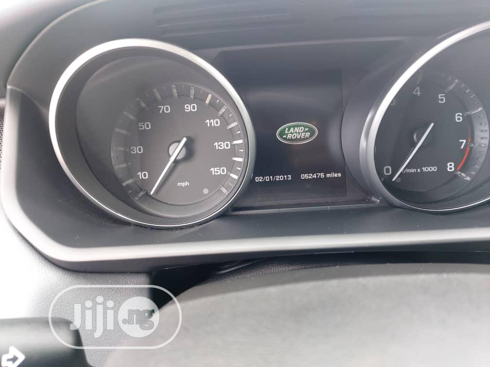 Land Rover Range Rover Sport 2014 HSE 4x4 (3.0L 6cyl 8A) Black | Cars for sale in Ajah, Lagos State, Nigeria