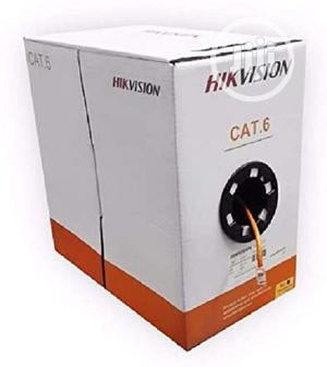 CAT 6 Cable HIKVISION   Accessories & Supplies for Electronics for sale in Lagos State, Ikeja