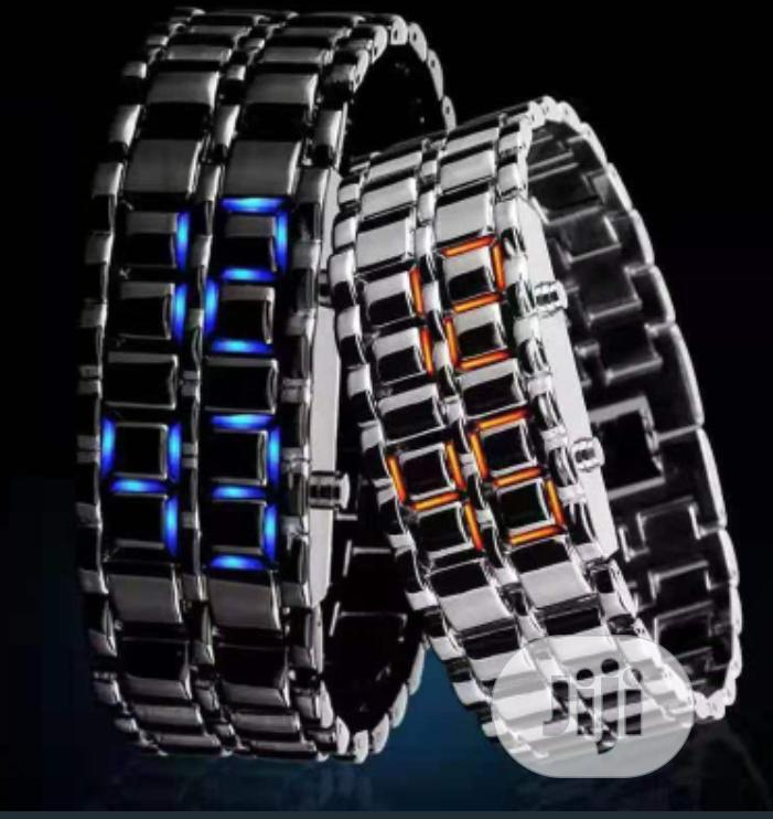 Digital Chain Watch