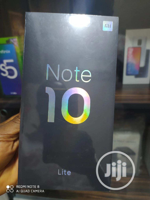 Archive: New Samsung Galaxy Note 10 Lite 128 GB Black